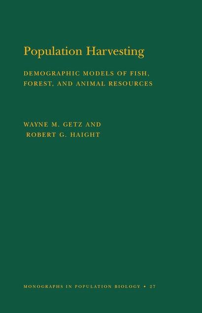 Population Harvesting (MPB-27), Volume 27