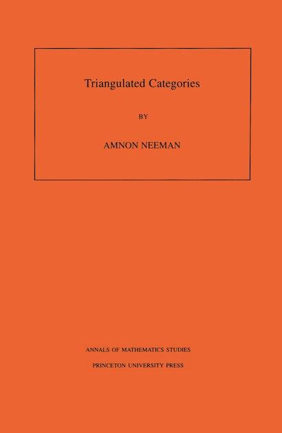 Triangulated Categories. (AM-148), Volume 148