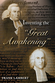 "Inventing the ""Great Awakening"""