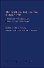 The Functional Consequences of Biodiversity