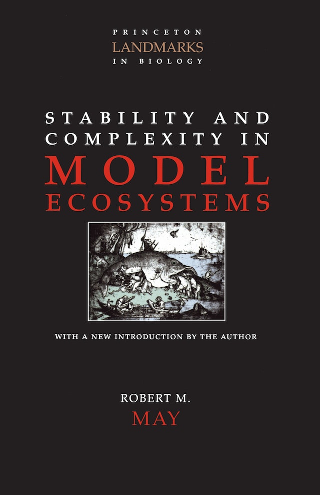 Stability and Complexity in Model Ecosystems