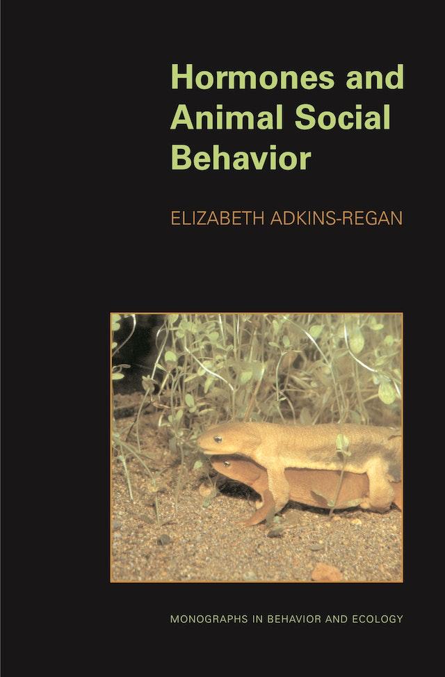Hormones and Animal Social Behavior