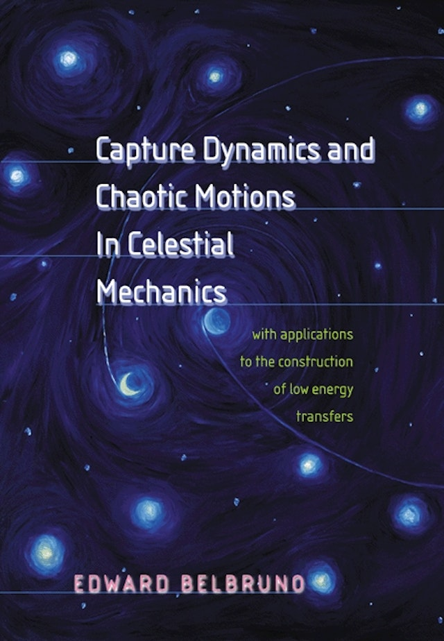 Capture Dynamics and Chaotic Motions in Celestial Mechanics