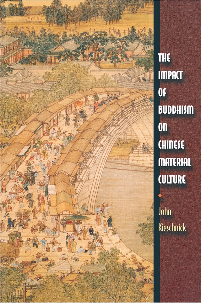 The Impact of Buddhism on Chinese Material Culture