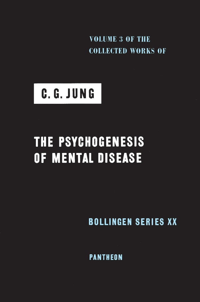 Collected Works of C.G. Jung, Volume 3