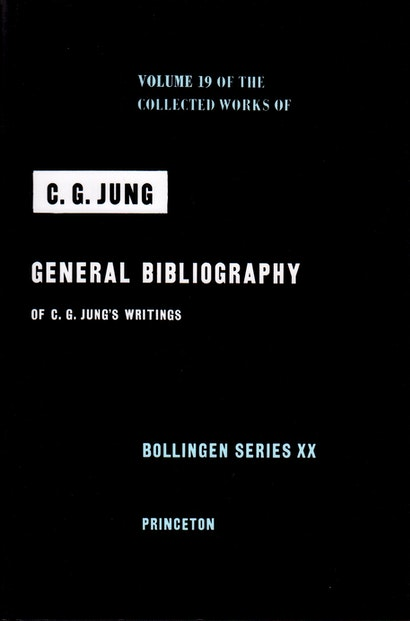 Collected Works of C.G. Jung, Volume 19