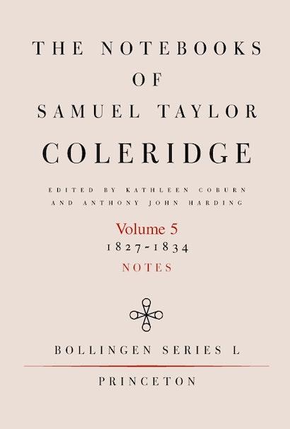 The Notebooks of Samuel Taylor Coleridge, Volume 5