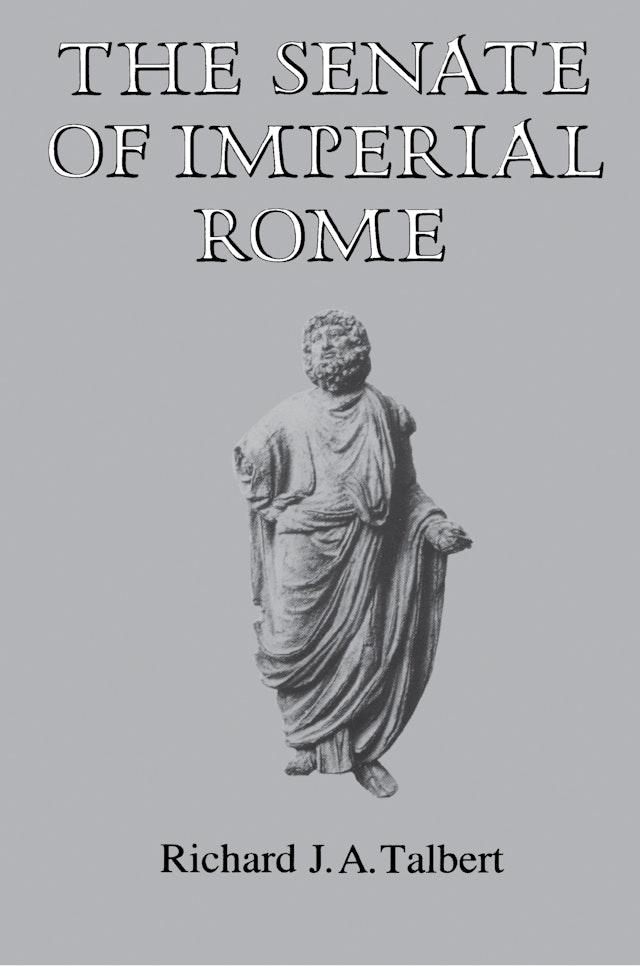 The Senate of Imperial Rome