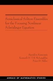 Semiclassical Soliton Ensembles for the Focusing Nonlinear Schrödinger Equation (AM-154)