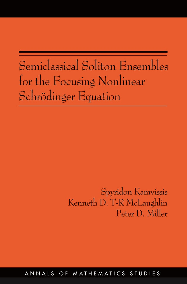 Semiclassical Soliton Ensembles for the Focusing Nonlinear Schrödinger Equation (AM-154)
