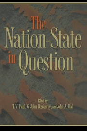 The Nation-State in Question