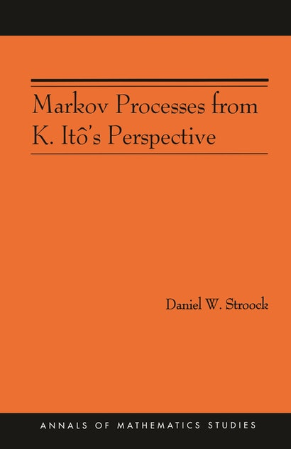 Markov Processes from K. Itô's Perspective (AM-155)