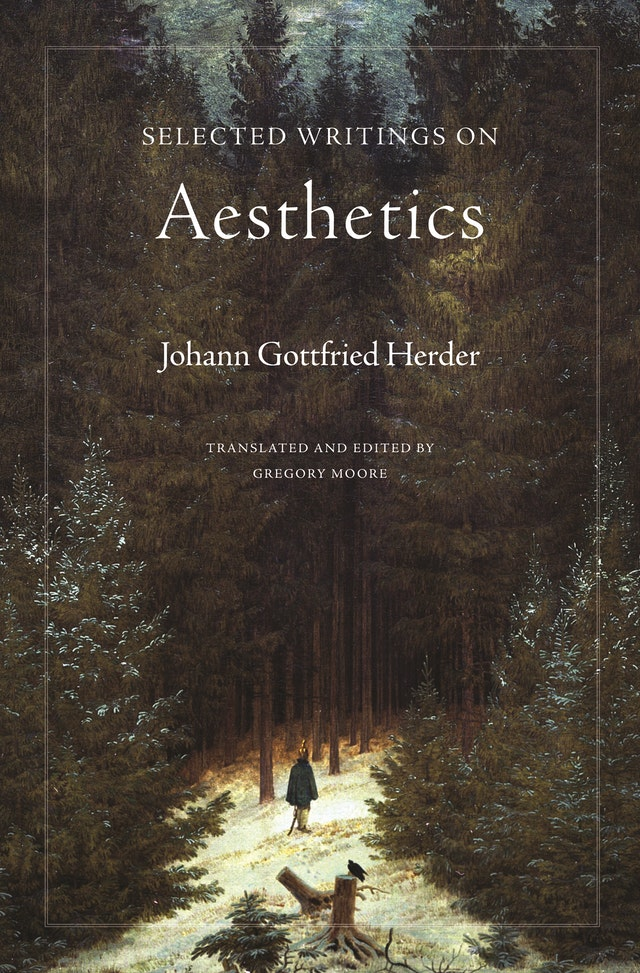 Selected Writings on Aesthetics