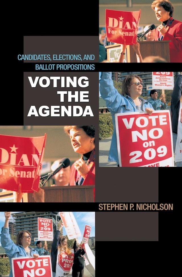 Voting the Agenda