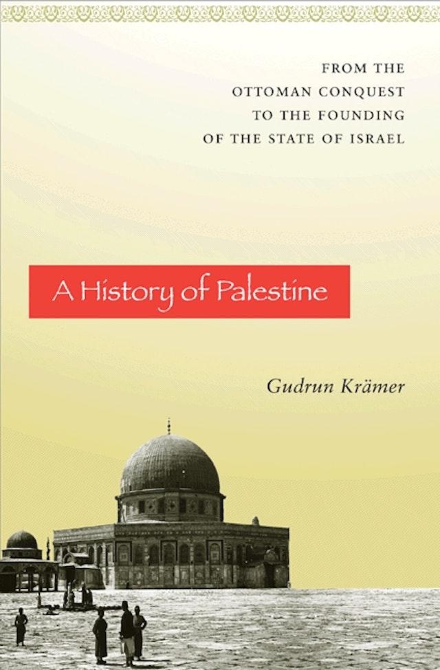 A History of Palestine
