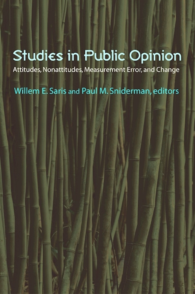Studies in Public Opinion