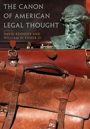 The Canon of American Legal Thought