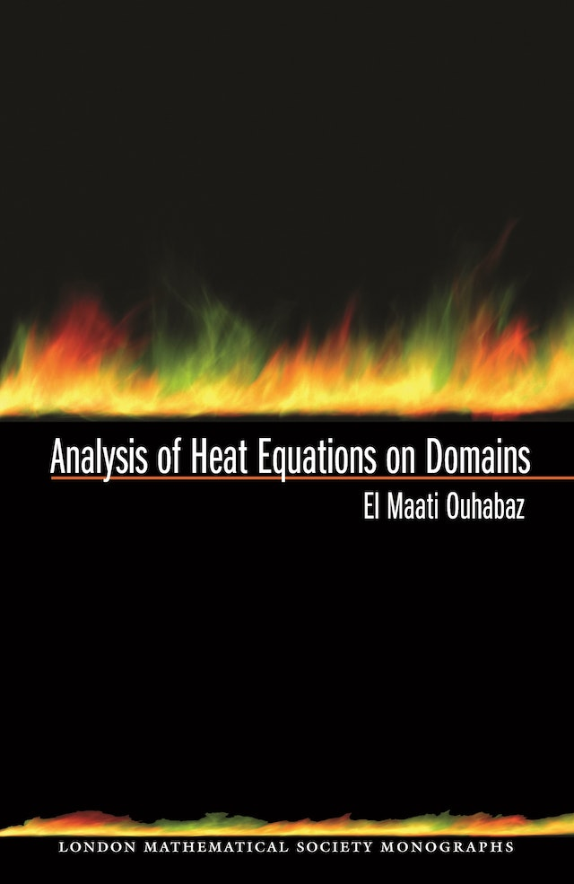 Analysis of Heat Equations on Domains. (LMS-31)