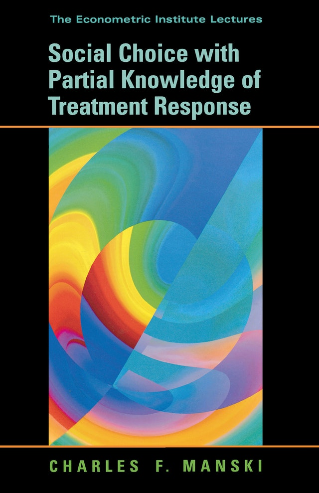 Social Choice with Partial Knowledge of Treatment Response
