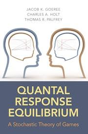 Quantal Response Equilibrium