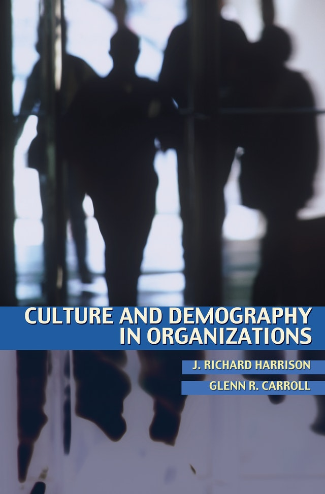 Culture and Demography in Organizations