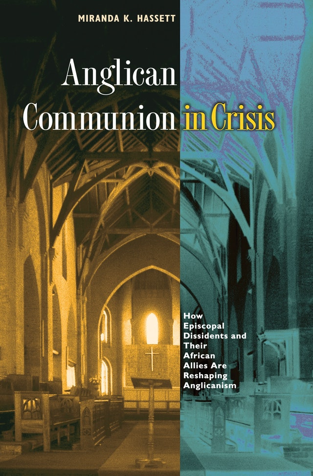 Anglican Communion in Crisis