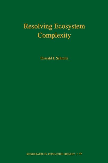 Resolving Ecosystem Complexity (MPB-47)