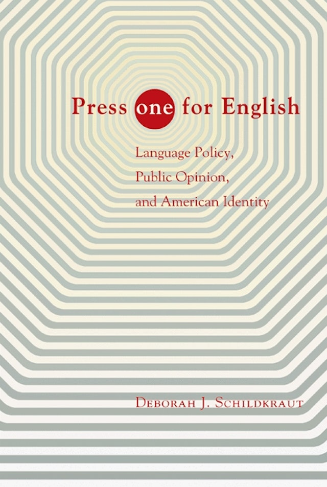 """Press """"ONE"""" for English"""