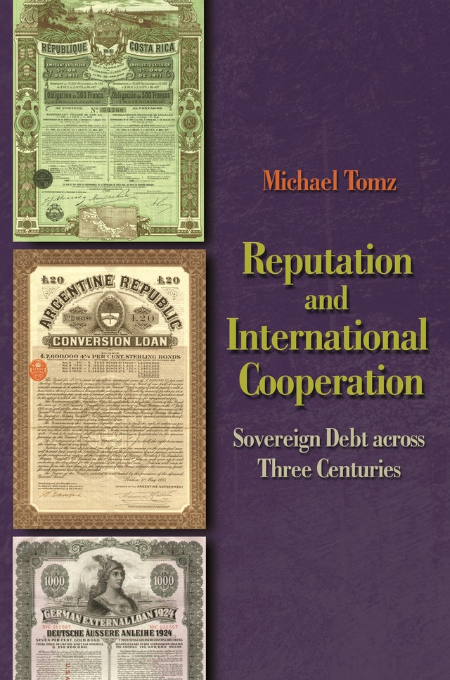 Reputation and International Cooperation