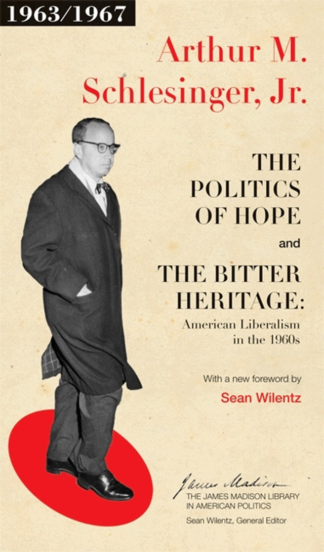 The Politics of Hope and The Bitter Heritage