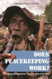 Does Peacekeeping Work?
