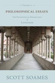 Philosophical Essays, Volume 2