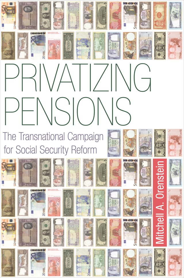 Privatizing Pensions