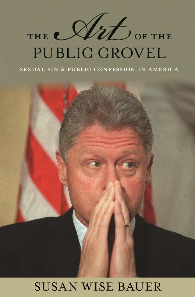 The Art of the Public Grovel