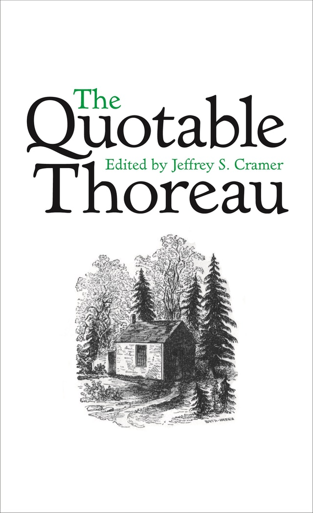 The Quotable Thoreau