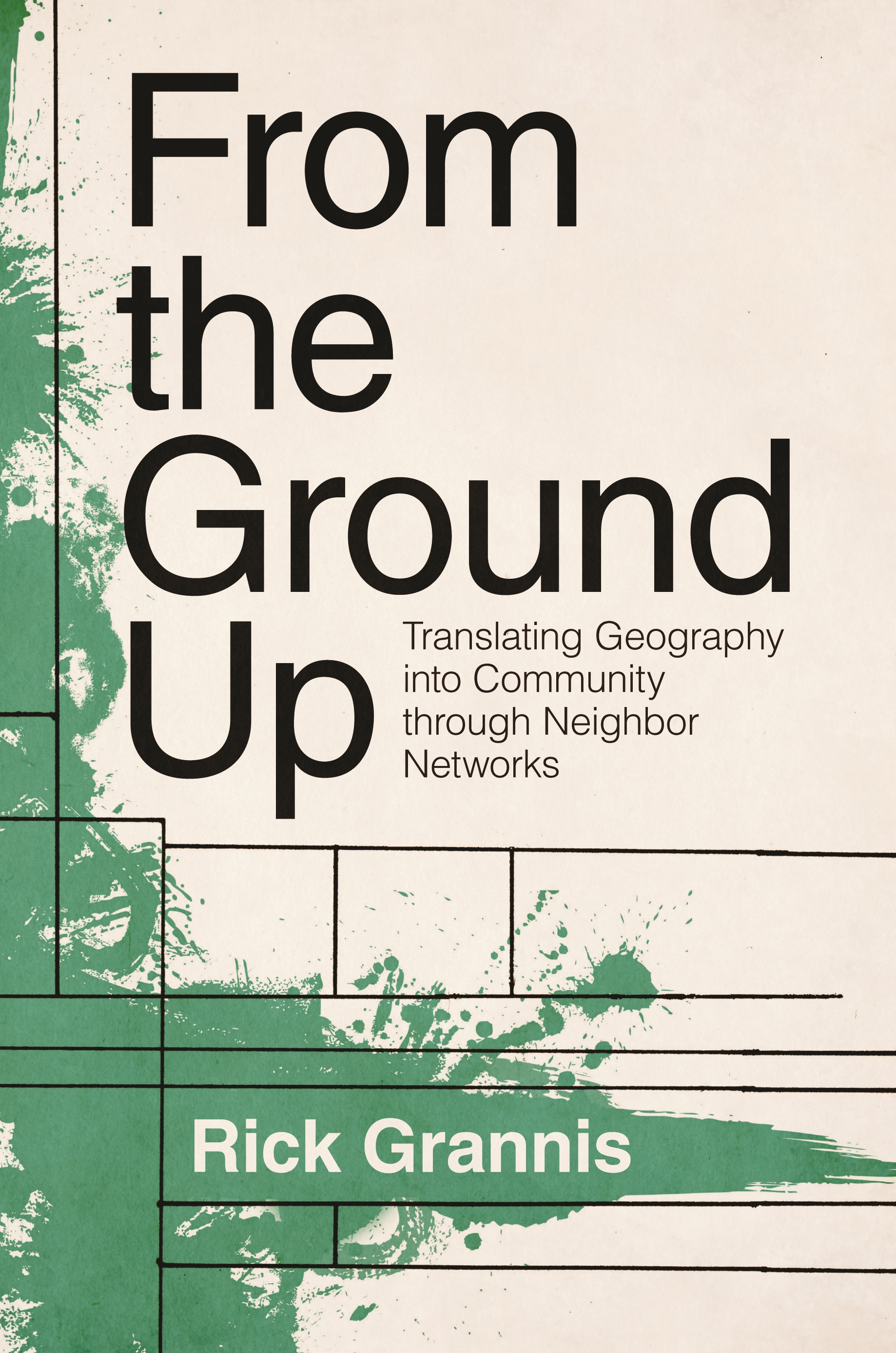 From The Ground Up from the ground up | princeton university press