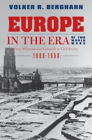 Europe in the Era of Two World Wars