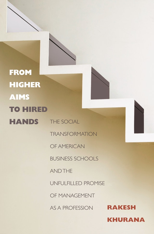 From Higher Aims to Hired Hands