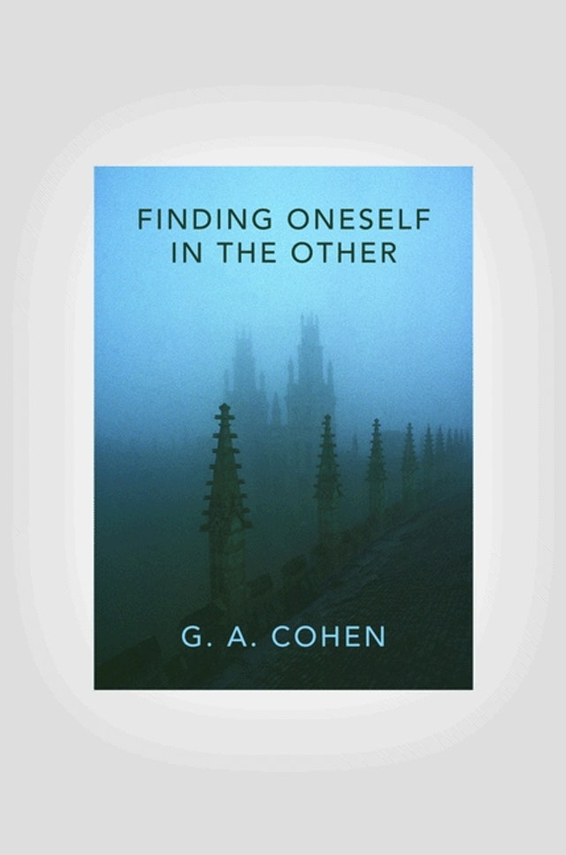 Finding Oneself in the Other
