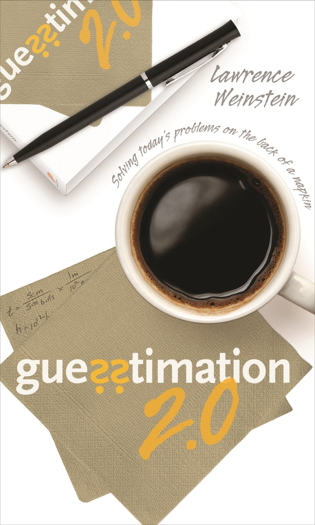 Guesstimation 2.0