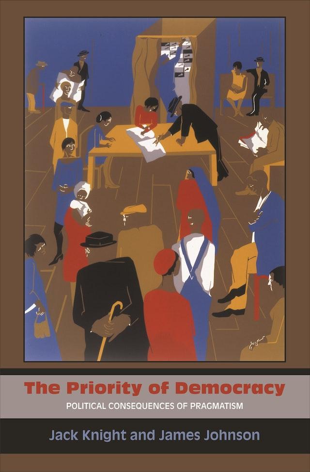 The Priority of Democracy