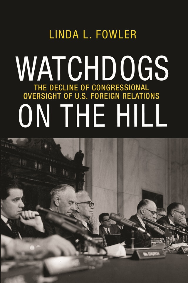 Watchdogs on the Hill