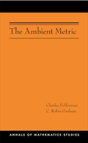 The Ambient Metric (AM-178)
