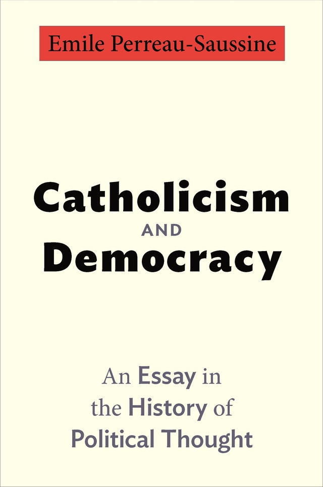 Catholicism and Democracy