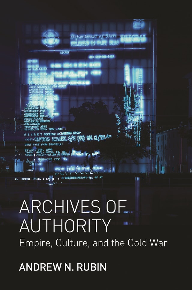 Archives of Authority