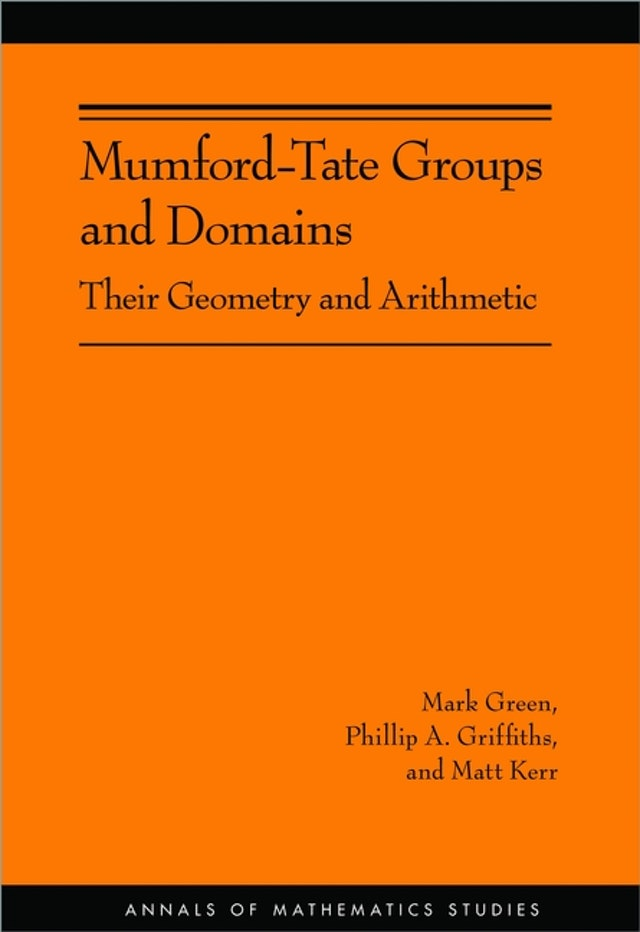 Mumford-Tate Groups and Domains