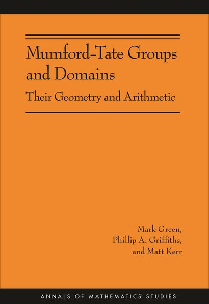 Mumford-Tate Groups and Domains