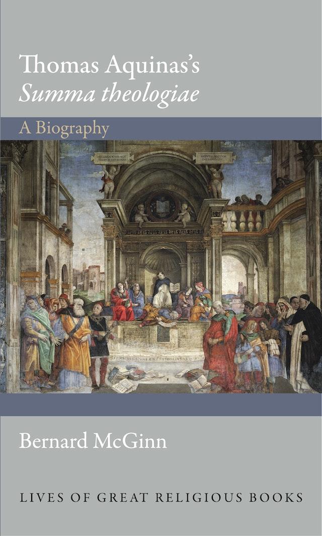 Thomas Aquinas's <i>Summa theologiae</i>