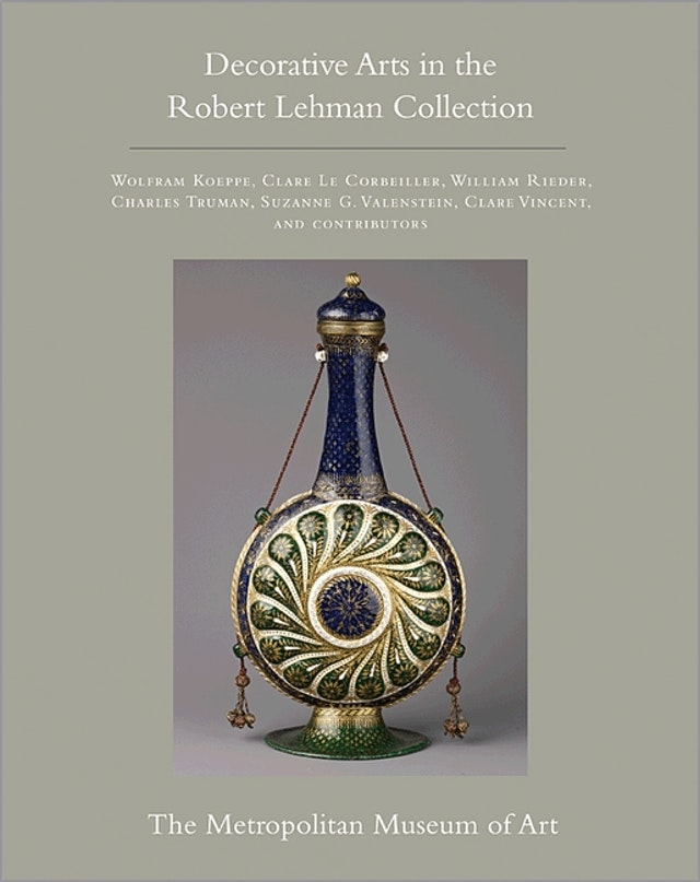 The Robert Lehman Collection at The Metropolitan Museum of Art, Volume XV