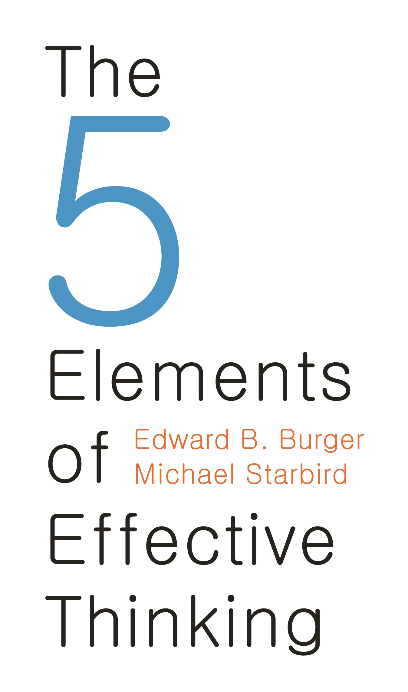 the 5 elements of effective thinking pdf free download
